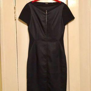 Elie Tahari Zip Front Dress